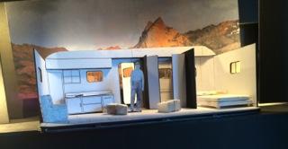 Juneau Scale Model